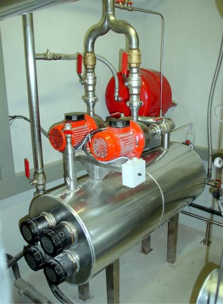 Production chaud élec pompe double copie